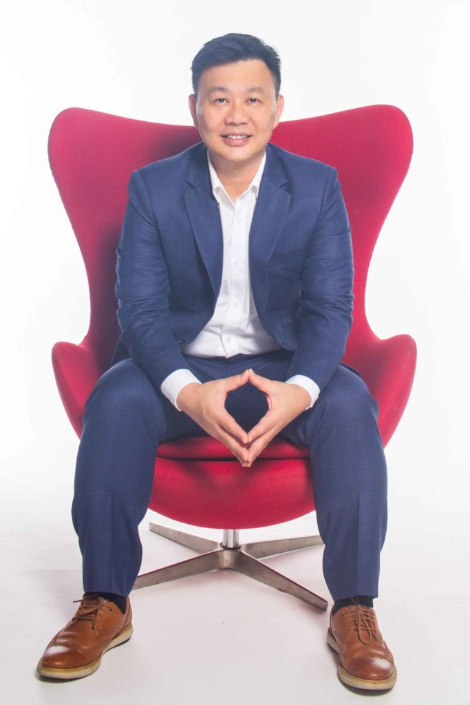 Mr Alan Wong, Principal, Consultant and Course Speaker